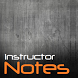 Instructor Notes by Thellion Inc.