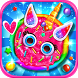Unicorn Food Rainbow Pizza - Sweet Candy Maker Fun by Detention Apps