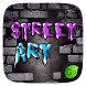 Street Art GO Keyboard Theme by New for Keyboard