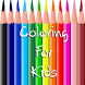 Coloring For kids by Mhz Studio