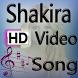 Shakira Video Songs by logic.bd.apps
