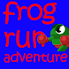 Frog Run Adventure Games FREE