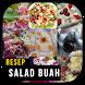Resep Salad Buah Suegerr