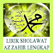 LIRIK SHOLAWAT AZ ZAHIR LENGKAP by Loki En Stud