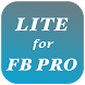 Lite For Facebook Pro by TheBestTeamApp