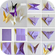 Simple Origami Tutorials by Firlian