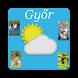Győr - időjárás