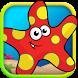 Starfish - Kids Fishing Game by PVA Games