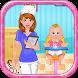 Newborn care baby games by Purple Studio