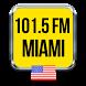 101.5 fm radio miami