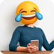 Live Emoji Face Stickers by HD Live Wallpaper & Prank App