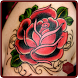 Rose Tattoos Design by abadiio