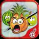 Pineapple Pen Fruit Shooter 2D by technokeet