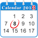 2018 Calendar App for Android by The World of Digital Clocks