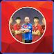 U23 Viet Nam- Tạo khung ảnh