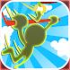 Stickman - Jumper Sport Rider by Loftengetes