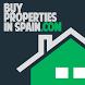 Buy Properties in Spain by QUIEROAPPS