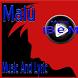 Malu Music Lyrics by IBeM's Vocal, Dev.
