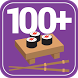 100+ Recipes Sushi and Rolls by Dark Side