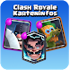 Card Infos for Clash Royale by Mehmet Özdogan