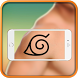 Tattoo Camera for Naruto Fans by Creative Art Apps Studio