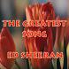Ed Sheeran Songs Music Lyrics by Cezary Czerniawski