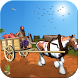Horse Cart Riding Free by FAZRA Racing and Action Games