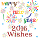 New year SMS & Wishes 2016 by freeappsforandroid