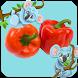 გამოიცანით ბოსტნეული, ხილი და კენკრა ? by Quiz4You