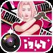i247 Anime Camera For Comic Manga Cosplay Sticker
