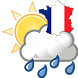 Weather France by Wikima