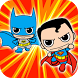 Legends Coloring for Superhero by Child Coloring Studio
