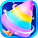 Carnival Fair Food - Sweet Rainbow Cotton Candy by Crazy Camp Media