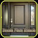 Desain Pintu Rumah by Kelapa Tunggal