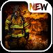Firefighter My Hero Wallpaper by KhoniaDev