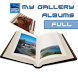 My Gallery Albums - FULL by Funny Rocks Studio