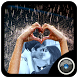Rain Photo Frame by Photo Frame Factory
