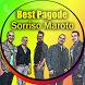 Sorriso Maroto Songs Palco by DNAppStudio
