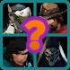 Blur Quiz Overwatch Hero by SOS STUDIO