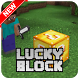 New Lucky Block Map for Minecraft PE