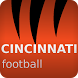 Cincinnati Football: Bengals by Naapps Sports
