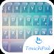 Keyboard Theme Glass Blur by Luklek