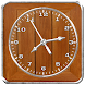 Wooden Clock Live Wallpaper by TANISHKA