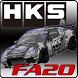 CarscopeFA20 by HKS Co.,Ltd.