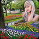 Garden Photo Frame by Photo Art Developer