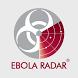 Ebola Radar by blueBOX Medienagentur GmbH