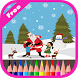 Santa Claus Coloring Book by adanan