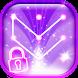 Purple Passion Lock Screen Pattern