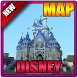 Map Disney Park for MCPE by Life-Mods