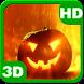 Sparkling Magic Pumpkin Blazes by PiedLove.com Personalizations
